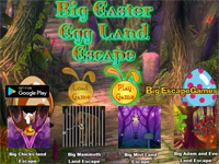 BIG Easter Egg Land Escape