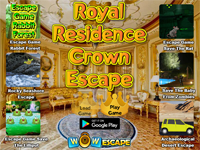Royal Residence Crown Escape