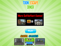Toon Escape : Diner