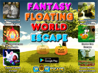 Fantasy Floating World Escape