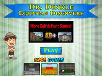 Dr Dinkle : Egyptian Discovery