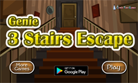 Genie 3 Stairs Escape