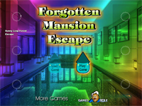 Forgotten Mansion Escape
