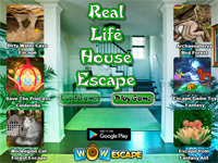 Real Life House Escape