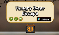 8B Hungry Bear Escape