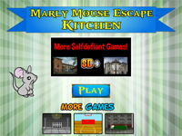 Marly Mouse Escape : Kitchen