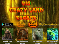 BIG Crazy Land Escape