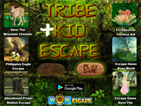 Tribe Kid Escape
