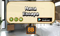8B Nana Escape