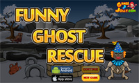 G2J Funny Ghost Rescue