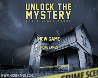 H4F Unlock The Mystery : The Village House