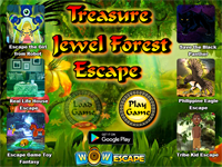 WOW Treasure Jewel Forest Escape