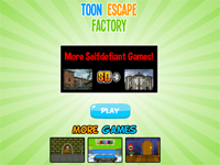 Toon Escape : Factory