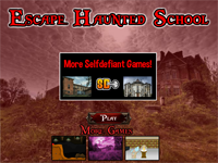 MC Escape Haunted School