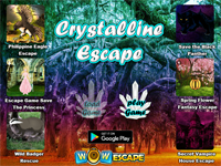 WOW Crystalline Escape