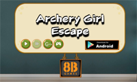 8B Archery Girl Escape