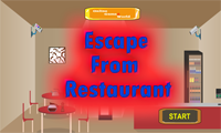 OGZ Escape From Restaurant