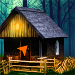 NSR Lonely Forest House Escape