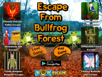 WOW Escape From Bullfrog Forest