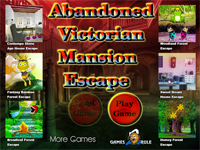 G2R Abandoned Victorian Mansion Escape