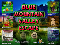 G2R Blue Mountain Valley Escape