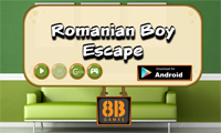 8B Romanian Boy Escape