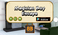 8B Magician Boy Escape