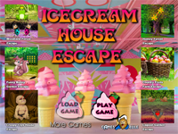 G2R Ice Cream House Escape