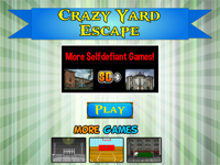 MC Crazy Yard Escape