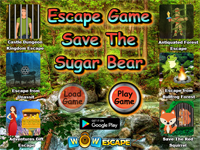 WOW Escape Game Save The Sugar Bear