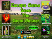 WOW Escape Game Save The Good Mouse