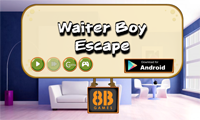 8B Waiter Boy Escape