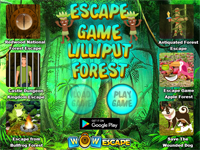 WOW Escape Game Lilliput Forest