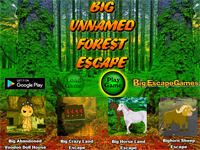 BIG Unnamed Forest Escape